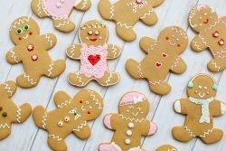 Healthy Gingerbread Cookie Recipe